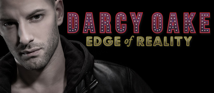 Darcy Oake - Edge of Reality London, Ontario